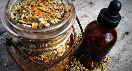 Everyone should make their own tinctures!